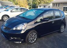 2012 Honda Fit Sport 4 door HatchBack