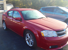 2013 Dodge Avenger 4 door